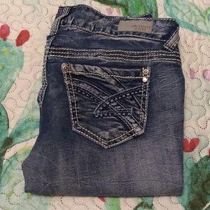 Amethyst Bootcut Jeans